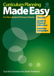 Curriculum Planning Made Easy Book - Arts Health & PE Languages