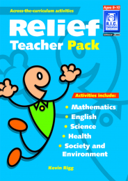 Relief Teacher Pack  Book- Ages 8-10