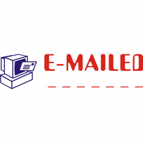 Emailed Stamp