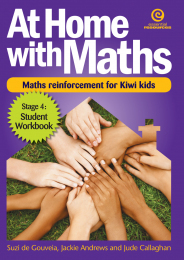 At Home with Maths Book - Stage 4