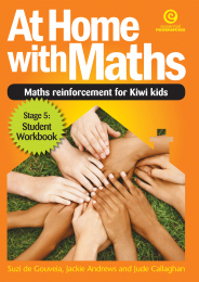 At Home with Maths Book - Stage 5