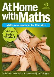 At Home with Maths Book - Early Stage 6