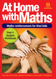 At Home with Math Books - Stage 6