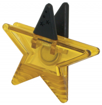 Gold Star Magnetic Clip