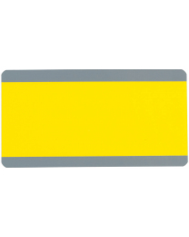 Large Reading Guides - Yellow