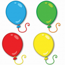 Balloons Mini Accents