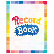 Painted Pallette Record Book