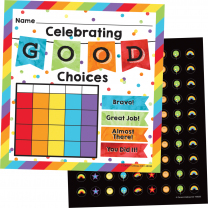 Celebrating Good Choices Incentive Pad Combo