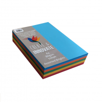 Paper A4 Bright Colours 80gsm - Pack of 500