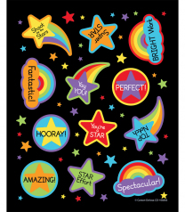 Be Bright Motivators Reward Stickers