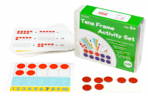 Tens Frames Activity Set