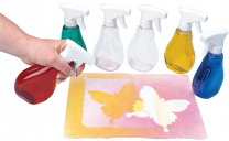 Trigger Sprayers - Pack of 6
