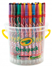 Crayola Twistables Crayons Deskpack - Pack of 32