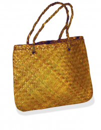 Flax Kete - Small