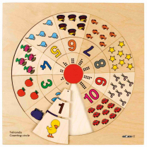 Counting Circle Puzzle