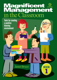 Magnificent Management in the Classroom - Book 1