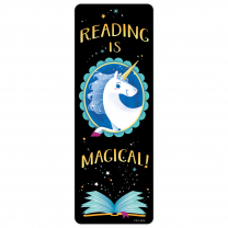Reading is Magical - Unicorn Bookmarks