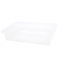Small Transparent Tub - 7.5cm