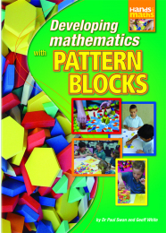Developing Mathematics with Pattern Blocks Book