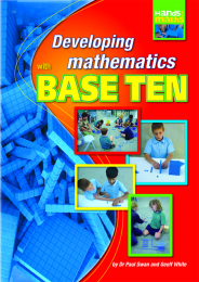 Developing Mathematics with Base Ten Book
