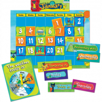 Pete the Cat Calendar