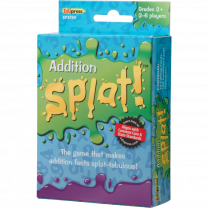 Splat Addition Game