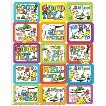 Dr. Seuss Green Eggs and Ham Stickers