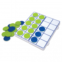 Connectible Ten-Frame Trays
