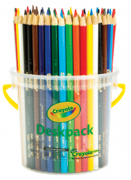 Crayola Pencils Deskpack - Pack of 48