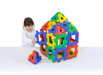 Giant Polydron Set - 40 pieces