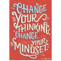 Change Your Thinking Poster