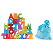 Alphabet Building Blocks