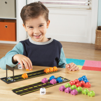 Mini Motor Maths Activity Set