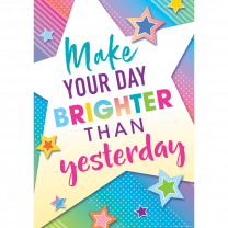 Make your day brighter Poster