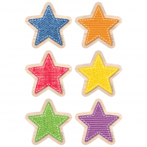 Upcycle Stars Mini Accents