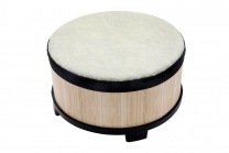 Wooden Floor Drum