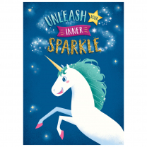 Unleash Your Inner Sparkle Poster