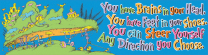 Oh the Places You'll Go Banner