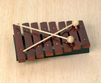 Xylophone - 8 Notes