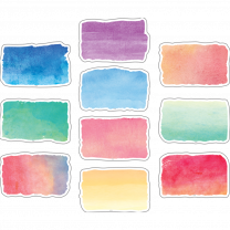 Watercolour Accent Cards