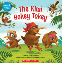 The Kiwi Hokey Tokey Book and CD