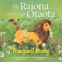 A Lion in the Meadow - He Raiona i roto i nga Otaota Book