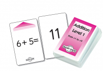 Addition Facts Level 1 Smart Chute Cards