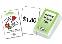 Money in Real Life Smart Chute Cards