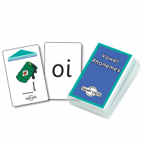 Vowel Phonemes Smart Chute Cards