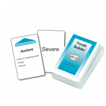 Vocabulary Builder Smart Chute Cards