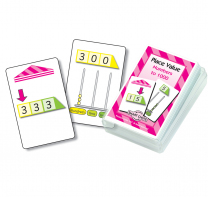 Place Value Level 1 Smart Chute Cards