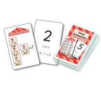 Visual Subraction Smart Chute Cards