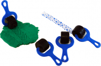 Paint & Dough Explorers Rollers Set 1