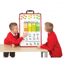 Magnetic Place Value Frames and Coins
